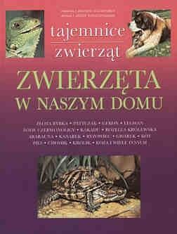 Okładka książki Zwierzęta w naszym domu