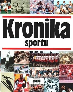 Okładka książki Kronika sportu