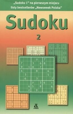 Okładka książki Sudoku 2
