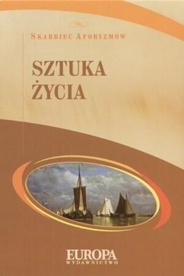 Okładka książki Sztuka życia