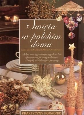 Okładka książki święta w polskim domu