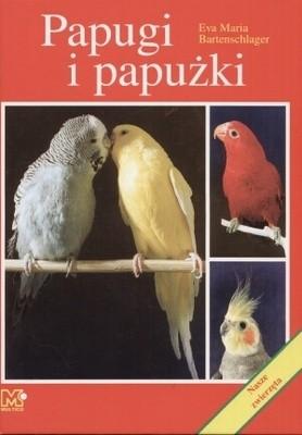 Okładka książki Papugi i papużki