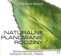 Okładka książki Naturalne planowanie rodziny