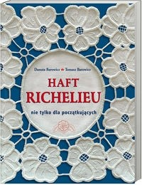 Okładka książki Haft Richelieu