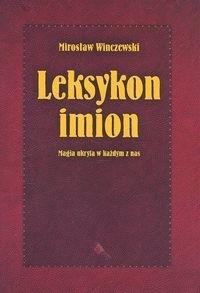 Okładka książki Leksykon imion. Magia ukryta w każdym z nas
