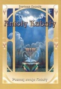Okładka książki Anioły Kabały + karty