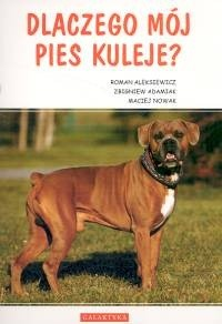 Okładka książki Dlaczego mój pies kuleje