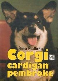 Okładka książki Corgi cardigan i  pembroke