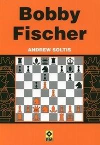 Okładka książki Bobby Fischer