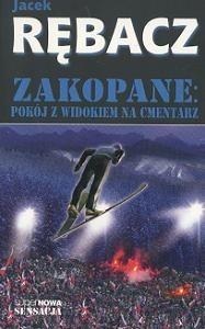 Okładka książki Zakopane: Pokój z widokiem na cmentarz