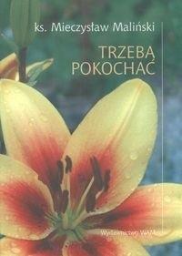 Okładka książki Trzeba pokochać