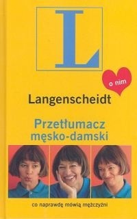 Okładka książki Przetłumacz męsko-damski