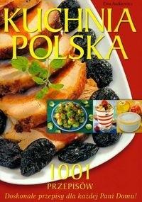 Okładka książki Kuchnia Polska 1001 przepisów