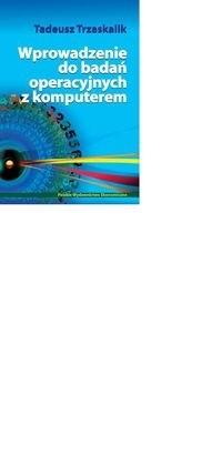 Okładka książki Wprowadzenie do badań operacyjnych z komputerem