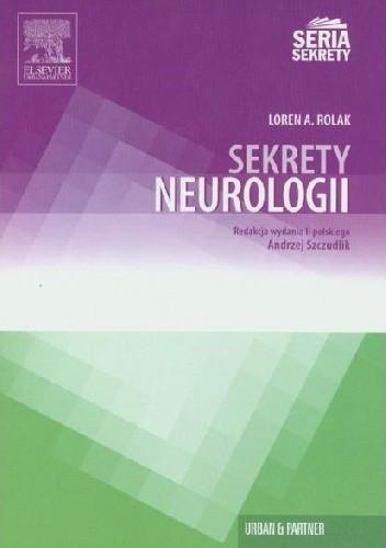 Okładka książki Sekrety Neurologii