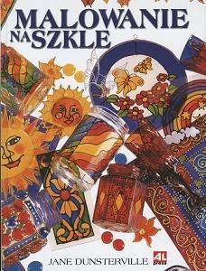 Okładka książki Malowanie na szkle