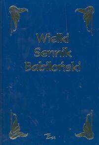 Okładka książki Wielki sennik babiloński