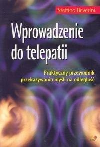 Okładka książki Wprowadzenie do telepatii