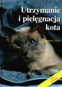 Okładka książki Utrzymanie i pielęgnacja kota