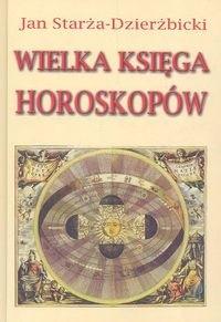 Okładka książki Wielka księga horoskopów