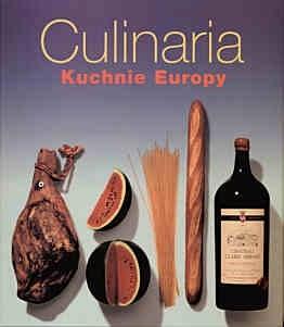 Okładka książki Culinaria. Kuchnie Europy