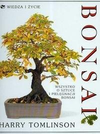 Okładka książki Bonsai