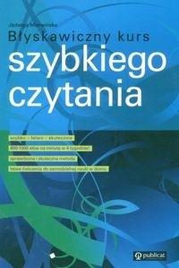 Okładka książki Błyskawiczny kurs szybkiego czytania