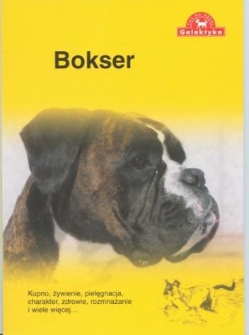 Okładka książki Bokser