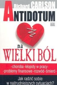 Okładka książki Antidotum na wielki ból