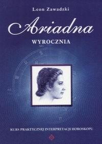 Okładka książki Ariadna Wyrocznia