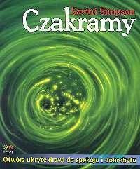 Okładka książki Czakramy