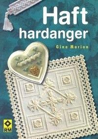 Okładka książki Haft hardanger