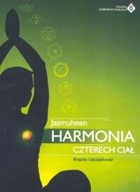 Okładka książki Harmonia czterech ciał