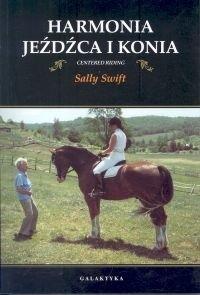 Okładka książki Harmonia jeźdźca i konia