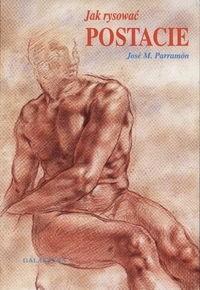 Okładka książki Jak rysować postacie