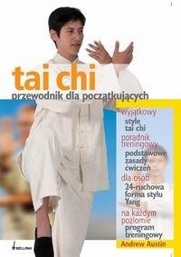 Okładka książki Tai chi