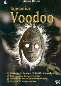 Okładka książki Tajemnice voodoo