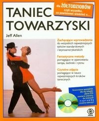 Okładka książki Taniec towarzyski