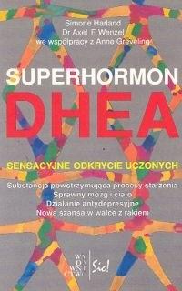Okładka książki Superhormon DHEA