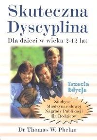 Okładka książki Skuteczna dyscyplina