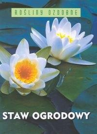 Okładka książki Staw ogrodowy