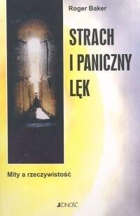 Okładka książki Strach i paniczny lęk