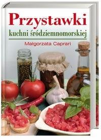 Okładka książki Przystawki kuchni śródziemnomorskiej