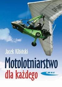 Okładka książki Motolotniarstwo dla każdego