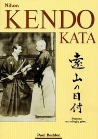 Okładka książki Nihon Kendo kata