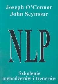 Okładka książki NLP. Szkolenie menedżerów i trenerów