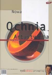 Okładka książki Nowa qchnia artystyczna. Kuchnia świata