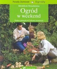 Okładka książki Ogród w weekend