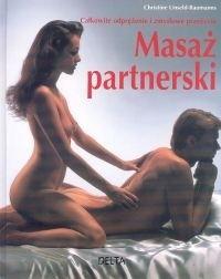Okładka książki Masaż partnerski