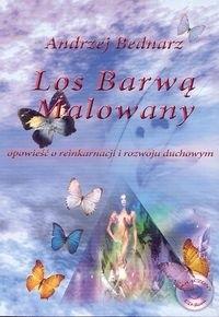 Okładka książki Los barwą malowany